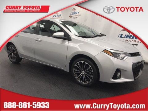 Certified Pre-Owned 2016 Toyota Corolla