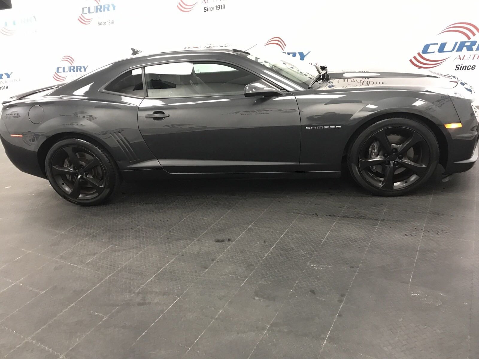 Pre Owned 2013 Chevrolet Camaro SS 2dr Car in Cortlandt Manor 2387T