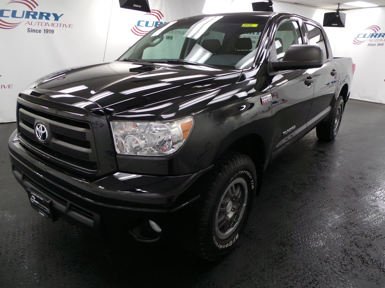 Pre Owned 2013 Toyota Tundra 4WD Truck